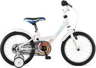 bicykel DEMA AGGY 16 WHITE-BLUE 2016
