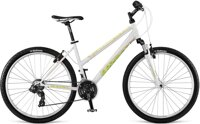 bicykel DEMA ISEO LADY 3.0 WHITE-GREEN 2016