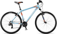 bicykel DEMA PEGAS 3.0 BLUE-ORANGE 2016
