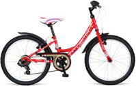 bicykel DEMA AGGY 20 6SP RED 2017