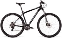 bicykel DEMA ENERGY 3.0 black-gray-white 2018
