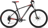 bicykel KELLYS SPIDER 10 BLACK (29) 2018
