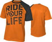 dres KELLYS RIDE YOUR LIFE orange