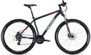 bicykel DEMA ENERGY 3.0 GREY-RED 2019