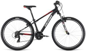 bicykel DEMA RACER 26 BLACK-RED 2019