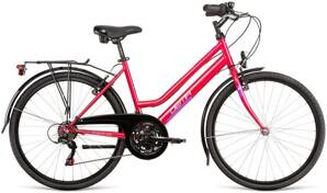 bicykel DEMA ORION LADY violet-white 2020