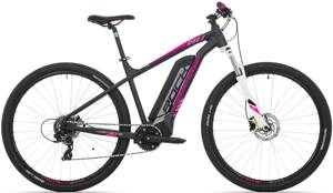 e-bike ROCK MACHINE CATHERINE e60-29 black-pink 2019