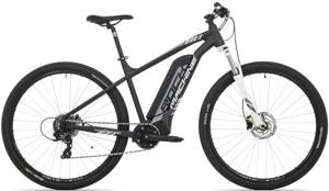 e-bike ROCK MACHINE CATHERINE e60-29 black-white 2019