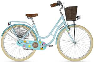 bicykel KELLYS CLASSIC DUTCH BLUE 2018