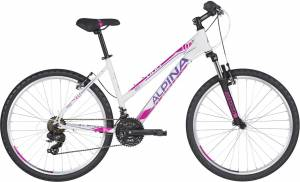bicykel ALPINA ECO LM10 WHITE