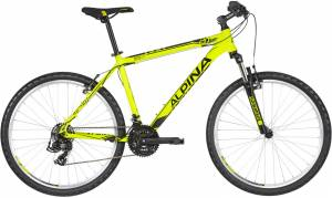 bicykel ALPINA ECO M20 NEON LIME