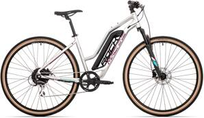 e-bike ROCK MACHINE CROSSRIDE e350 LADY 2020