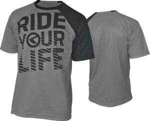 dres KELLYS RIDE YOUR LIFE grey
