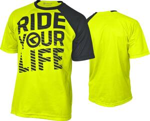 dres KELLYS RIDE YOUR LIFE lime