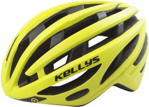prilba KELLYS SPURT neon yellow