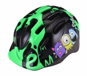 Prilba Extend BILLY Monster neon green S/M (51-54cm)