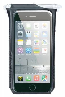 Puzdro Topeak SMART PHONE DRY BAG (iPhone 6/6s/7čierne