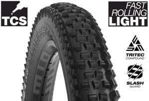 Plášť WTB Trail Boss 27.5x2.4 TCS Slash Guard Light/TriTec Fast Rolling kevlar
