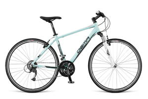 Bicykel Dema Porto 7.0 grey-green 18""