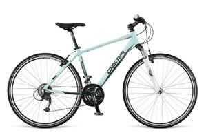 Bicykel Dema Porto 7.0 grey-green 20""