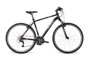 Bicykel Dema MERANO 7.0 black-gray-lightgray 18""