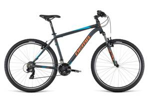 Bicykel Dema PEGAS 3.0 grey-orange 17""