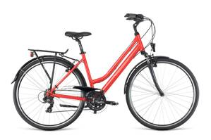 Bicykel Dema AROSA LADY red 18""