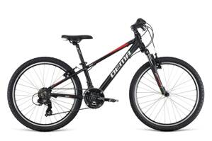 Bicykel Dema RACER 24 SF black