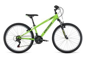 Bicykel Dema ROCKIE 24 SF green