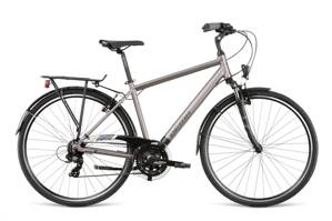 Bicykel Dema AROSA 1 grey-black 19""