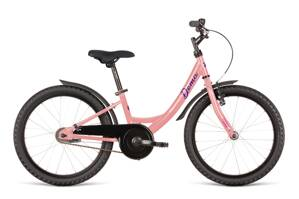 Bicykel Dema AGGY old pink