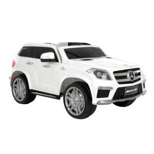MERCEDES GL63 - WHITE