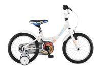 Bicykel Dema AGGY 16 white-blue